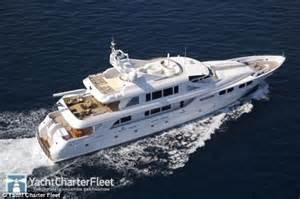 world class 145 foot yacht used for wolf of wall available to rent for 500k per month