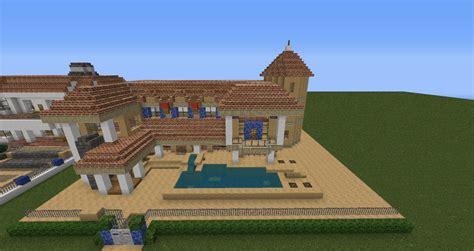 minecraft villa bauen anleitung minecraft seeds pc xbox pe ps4