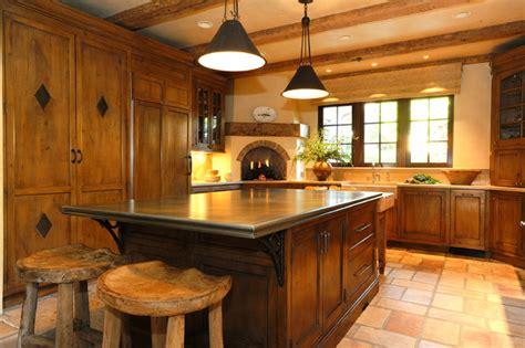 Carmel Cottage-traditional-kitchen-san Francisco