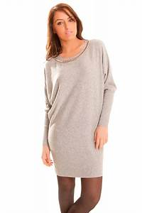 robe a la mode robes pull en cachemire With robe pull en cachemire