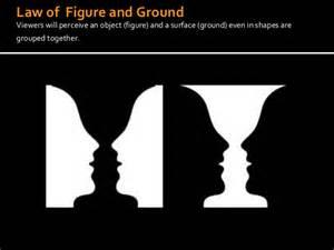 Gestalt Figure-Ground Perception
