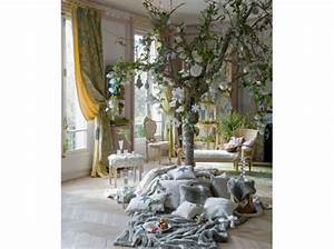 Photo Deco Noel : decoration salon noel ~ Zukunftsfamilie.com Idées de Décoration