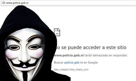 Anonymous ataca el principal portal informativo del