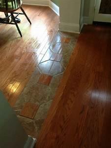 best 25 transition flooring ideas on pinterest hexagon With different parquet