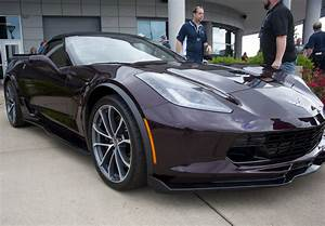 2017 Chevrolet Corvette Grand Sport Priced at $66,445 ...