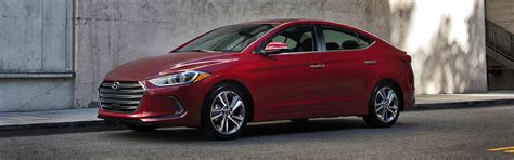 Who Makes Hyundai by All New 2017 Hyundai Elantra Makes Its Debut At The Los