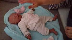 Ulrike Gall Silikon Reborn Baby Auspack Video von Little ...  Baby