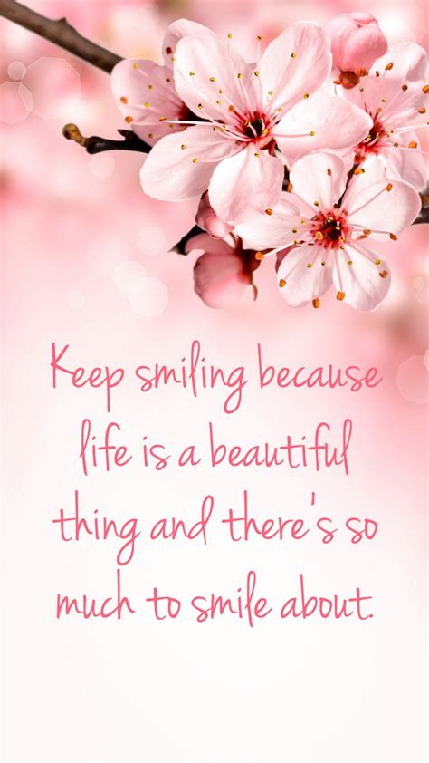 quotes pink wallpaper  mobile  cute wallpapers