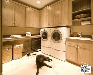 It's a Dog's Life - Traditional - Laundry Room - Chicago