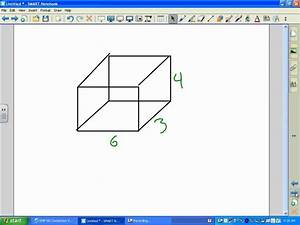 Surface Area of a Rectangular Prism - YouTube