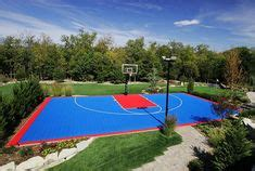 How Much Does A Backyard Basketball Court Cost by How Much Does It Cost To Install A Basketball Court