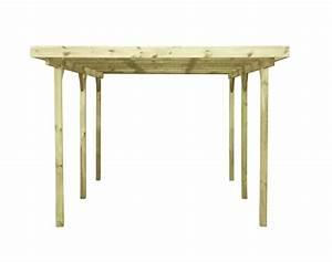 Sichtzäune Aus Holz : carport holz 9 8m 304x500cm wooder ~ Watch28wear.com Haus und Dekorationen