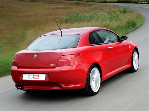 2008 Alfa Romeo Gt Coupe  Pictures, Information And Specs