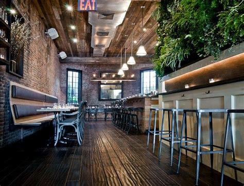 restaurant bar design ideas restaurant rehab colonie in heights nyc Rustic