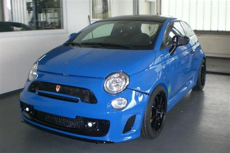 Fiat 500 Tuning by G Tech Fiat 500 Sportster Tuning Car Tuning