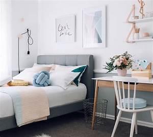 1001 conseils et idees pour adopter la deco cocooning With tapis chambre enfant avec canapé lit scandinave