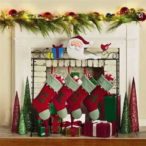 ideas  stocking holder stand  pinterest