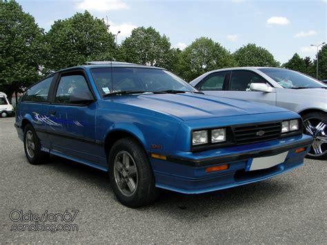 Chevrolet Cavalier Z24 Hatchback 19851987 Oldiesfan67