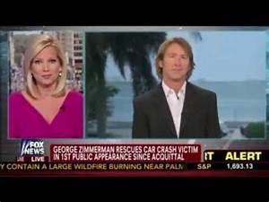 Update on George Zimmerman Rescues Car Crash Victim, First ...