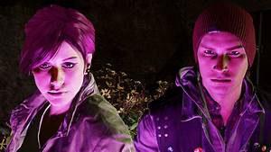 Delsin and Fetch by paul743 on DeviantArt