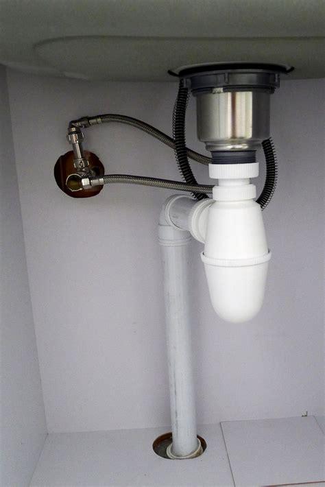 kitchen sink trap сифон для кухни как правильно подобрать устройство 2944