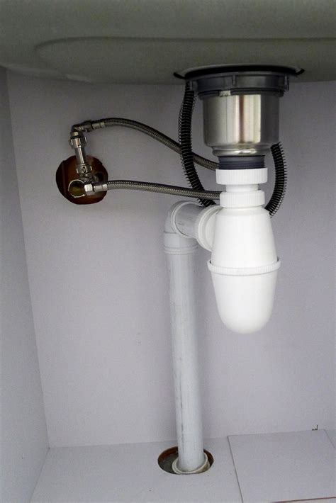 kitchen sink bottle trap сифон для кухни как правильно подобрать устройство 5652