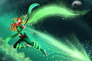 Windrunner - DotA 2 by M-Santin on DeviantArt