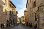 Visiting Gubbio in Umbria, Italy