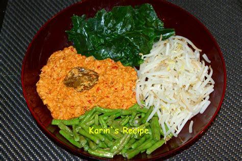 karins recipe sambal tumpang javanese tempeh chili paste