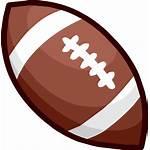 Football Ball American Icon Clipart Club Penguin