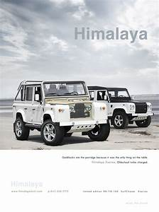 4x4 Land Rover : himalaya 4x4 custom land rover tuning special series pinterest land rovers 4x4 and ~ Medecine-chirurgie-esthetiques.com Avis de Voitures