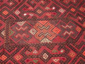 Afghan Prayer Rugs by Afghan Red Suzani Rug Handwoven And Hand Embroidered Rug