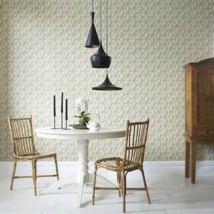 papiers peints originaux pour la salle a manger en 35 idees With idee deco papier peint salle a manger