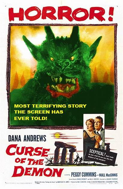 Horror Movie Poster Posters Film Movies Demon