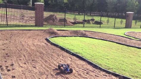 Backyard Rc Track Ideas by Backyard Rc Track Update 1