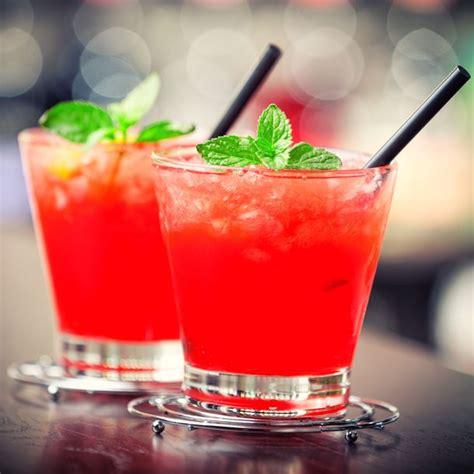 cuisine saveur recette cocktail de chagne