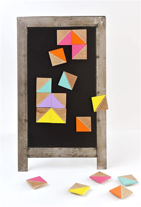 design  quilt painted magnets handmade charlotte