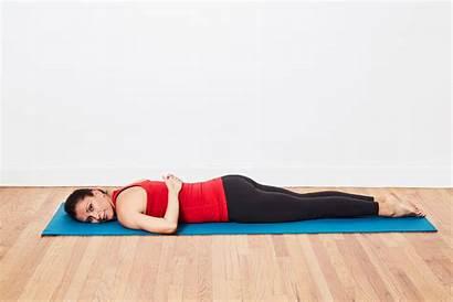 Double Leg Pilates Kick Exercise Mat