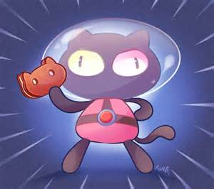 cookie cat cookie cat by vaporotem on deviantart