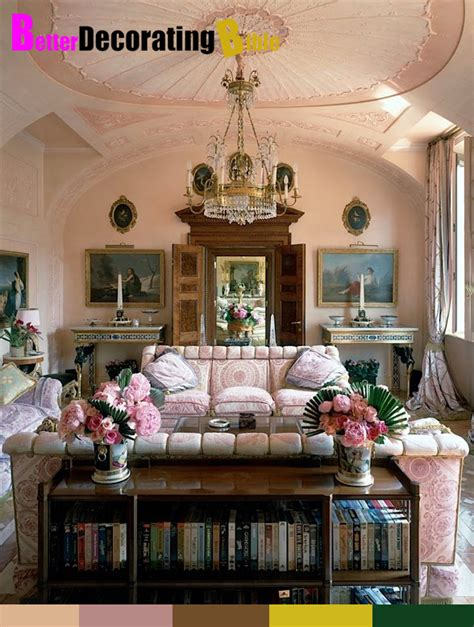 Celebrity Home Inside Donatella Versace's Apartment
