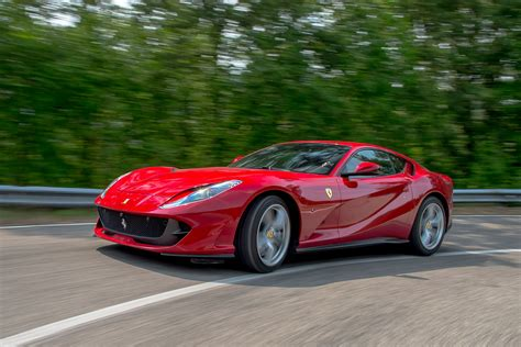 new 812 superfast review pictures auto express