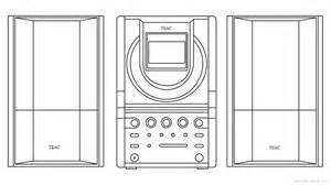 Teac Mc-d3 - Manual - Cd Receiver System