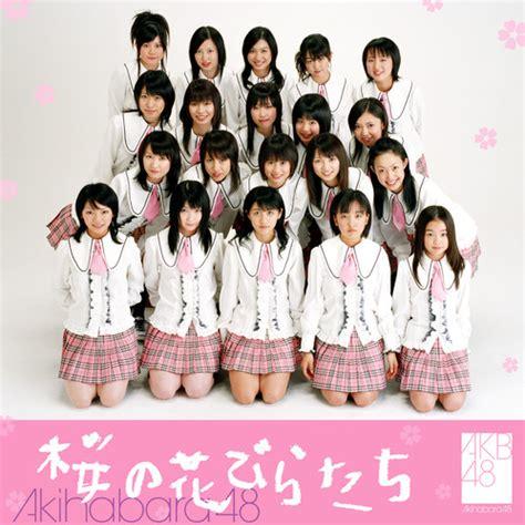 sakura  hanabiratachi song akb wiki fandom