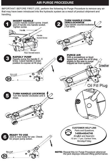 walker bottle jack parts diagram walker free engine