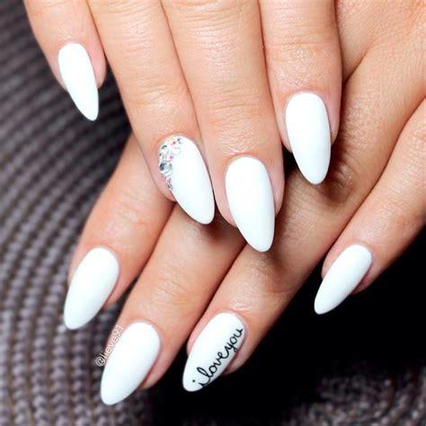 white nail designs awesome white acrylic nails naildesignsjournal