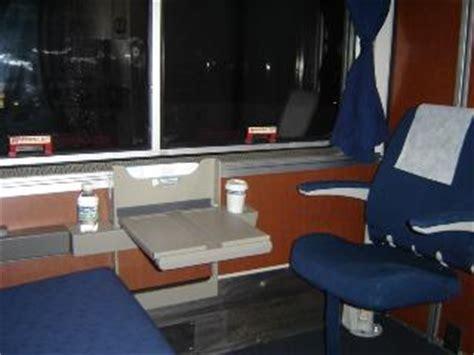 refurbished amtrak superliner sleeping car bedroom