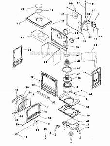 Napoleon Os10 Parts List And Diagram   Ereplacementparts Com