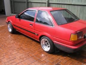 1985 Toyota Corolla SR5