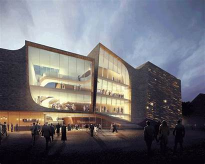 Theater Architecture Residents Unstudio Dutch Hoogstad Ector