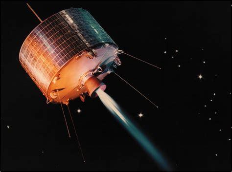 1st Geosynchronous Satellite - American Aerospace